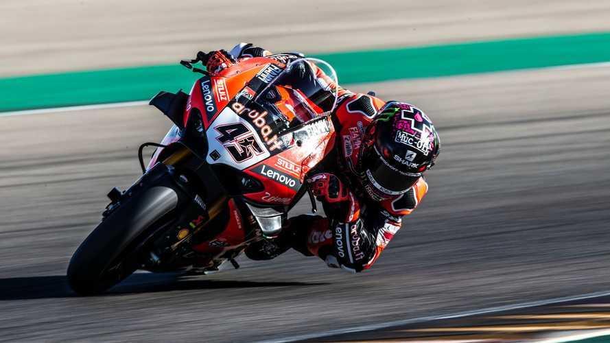 MotoGP, Ducati cerca lo step per far crescere la Panigale V4