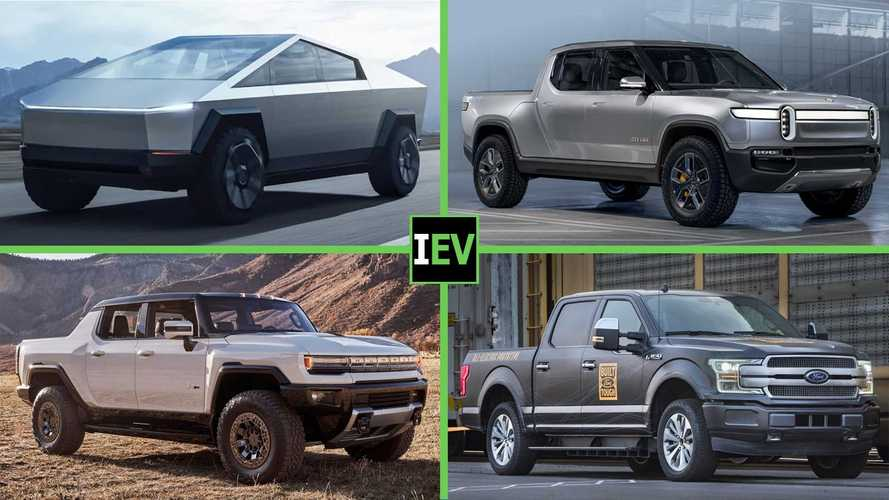 Electric Trucks - New Electric Pickup Trucks For 2021 And Beyond