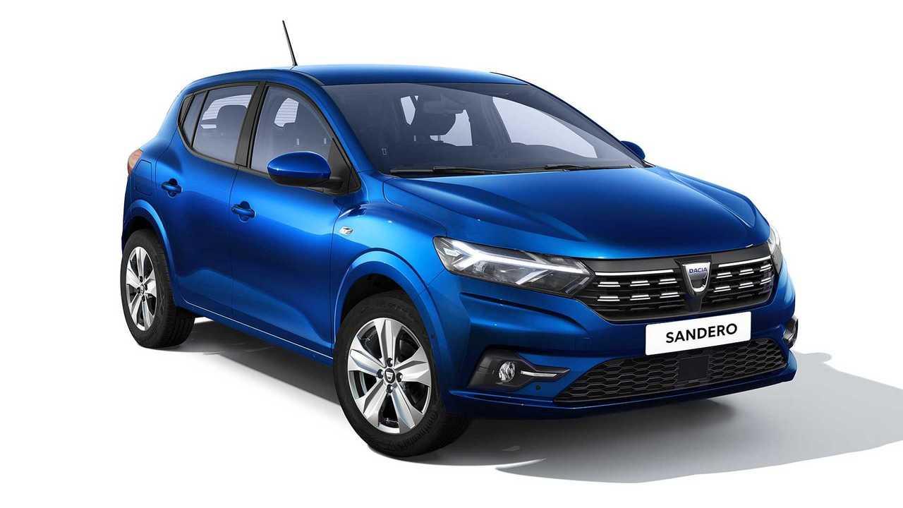 New Dacia Sandero (2020)