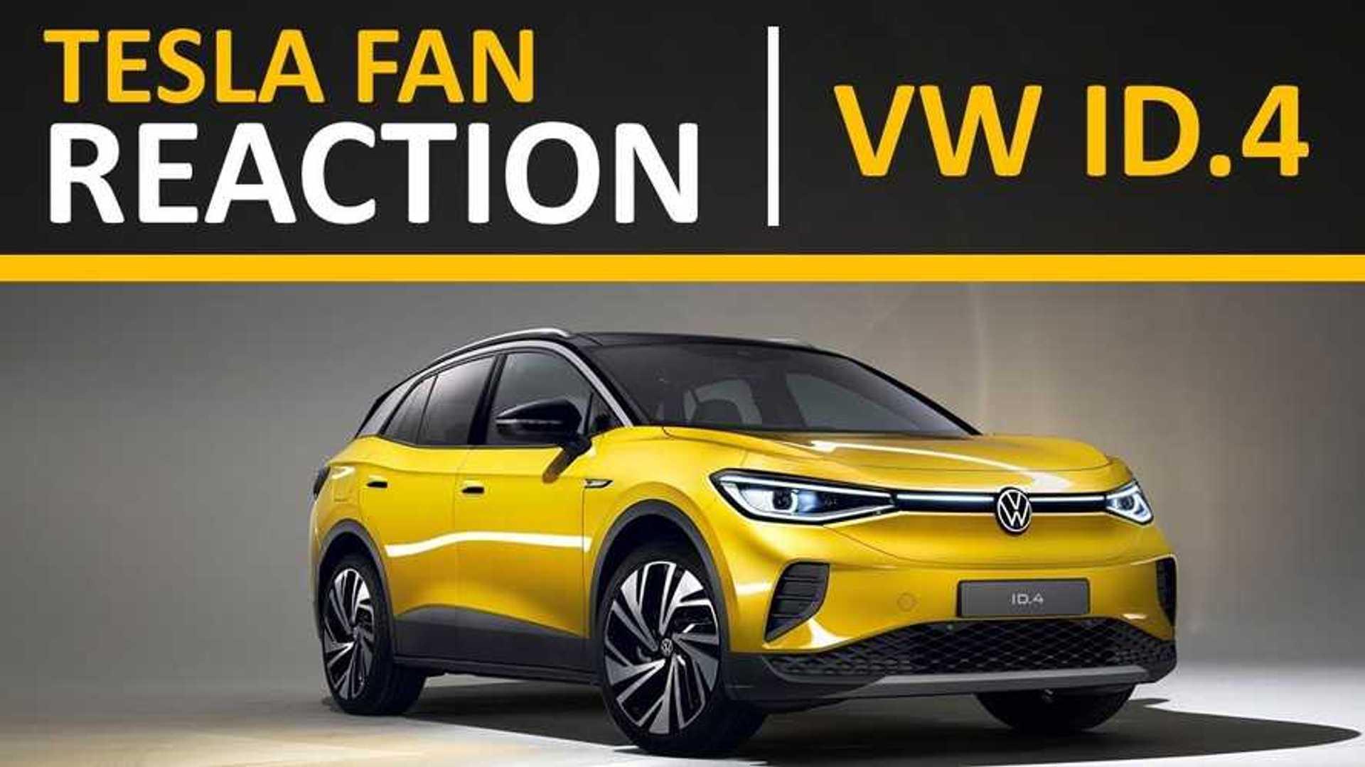Tesla Model Y Vs VW ID.4: Tesla Fan Reaction & Detailed Comparison