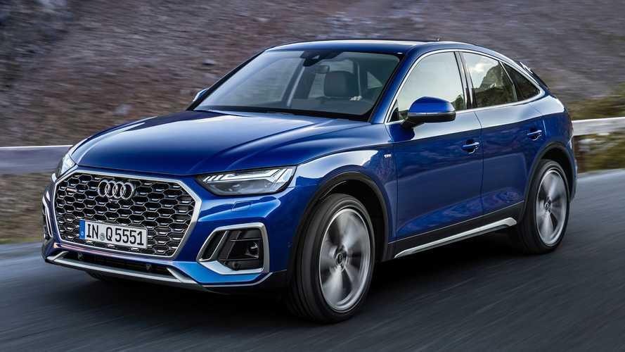 Audi dévoile les prix de ses Q5 et Q5 Sportback hybrides rechargeables