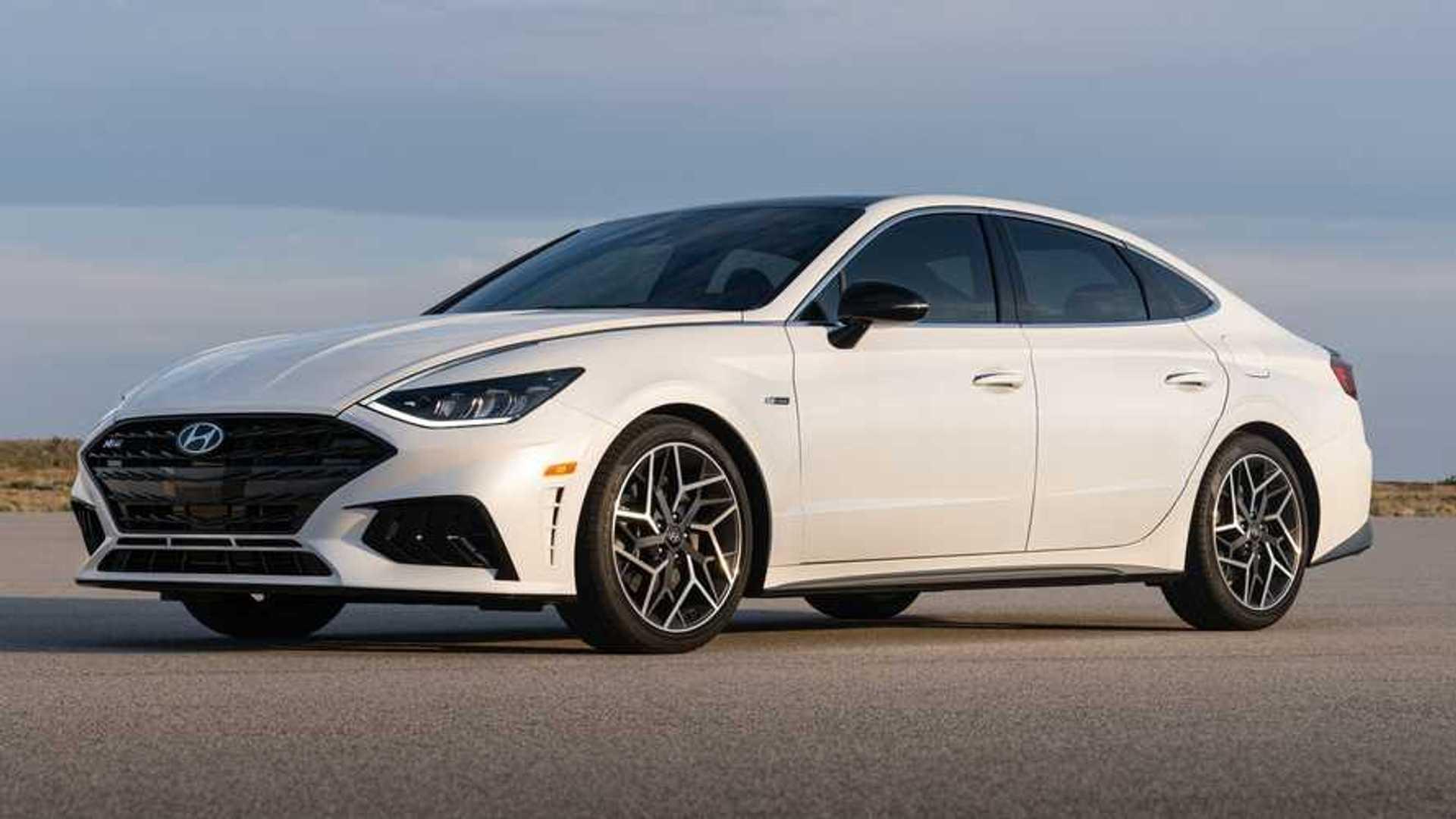 2021 Hyundai Sonata Hybrid Sport New Review