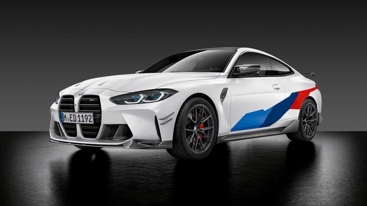 2020 BMW M3 Sedan ve M4 Coupe M Performance Parçaları