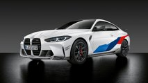 BMW M3 und M4 (2021) mit M Performance Parts