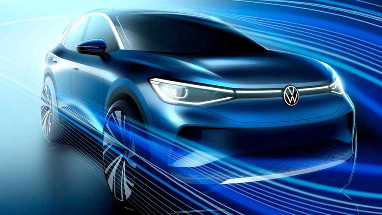 VW ID.4 teaser