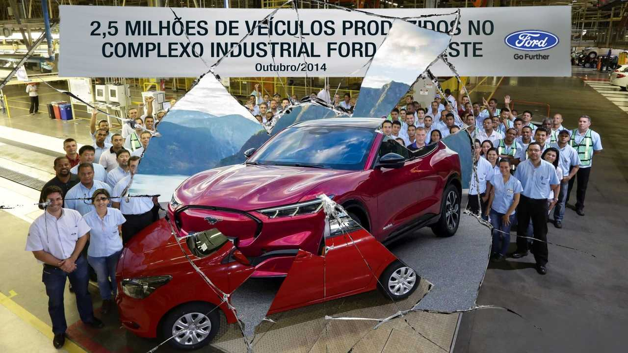 The EV Revolution Is The Main Reason For Ford To Close Factories In Brazil