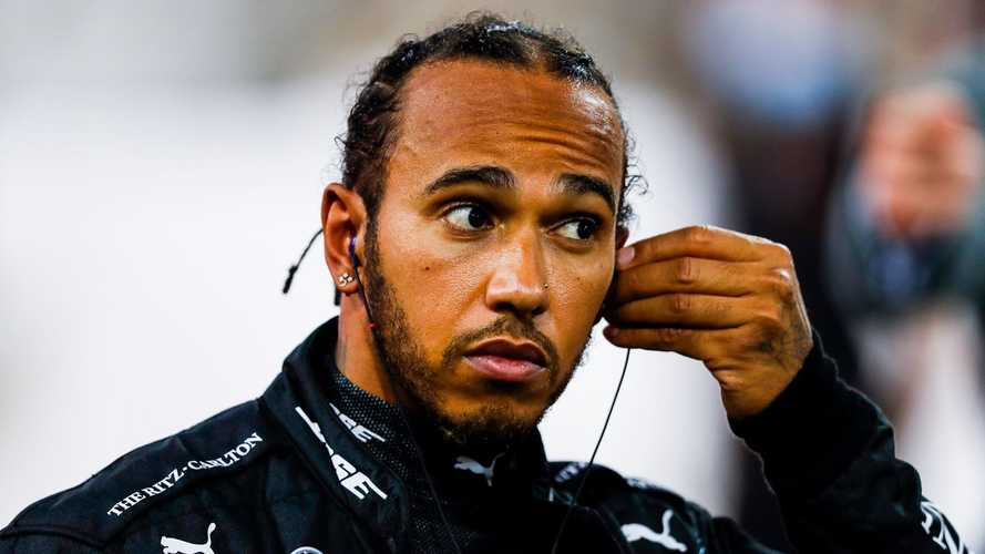 Lewis Hamilton Raih Gelar Sports Personality of the Year 2020