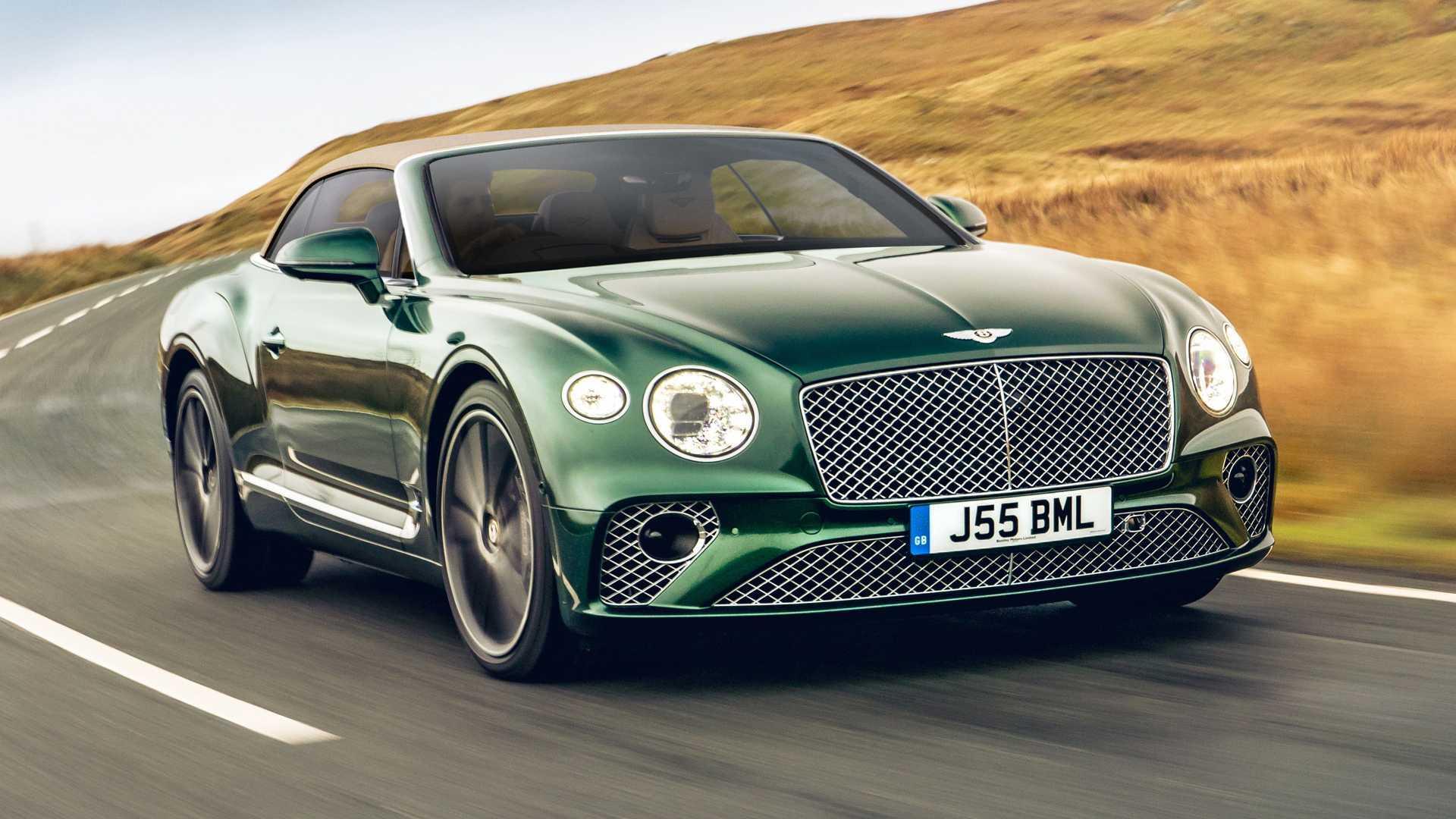 Bentley построил 80 000 автомобилей Continental GT, первый из которых еще находится в эксплуатации