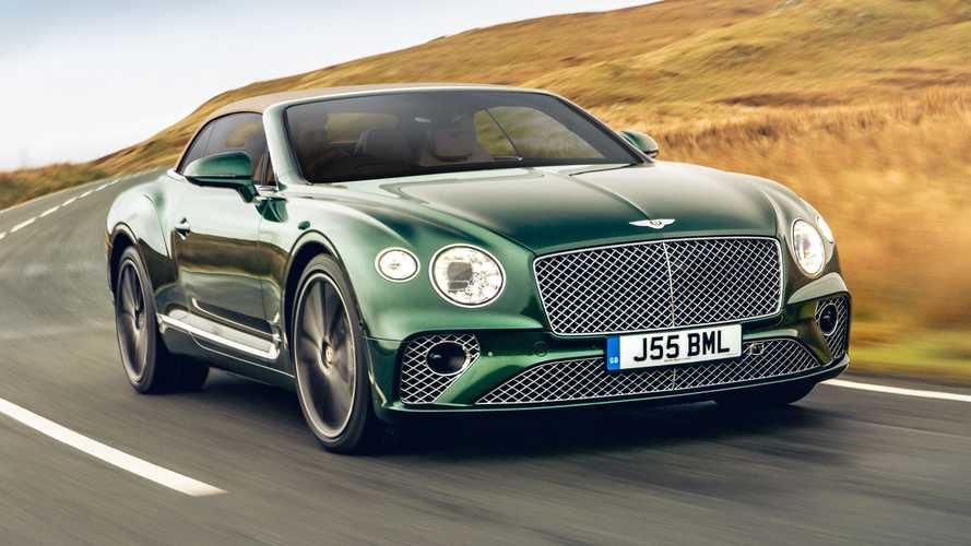 Bentley Has Built 80,000 Continental GTs, First One Still On The Road