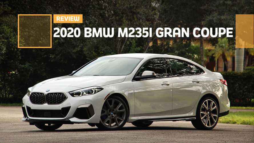 2020 BMW M235i Gran Coupe Review: Power Without The Poise