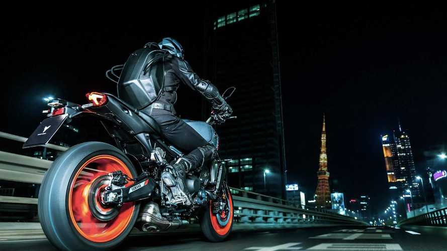 2021 Yamaha MT-09 Leaked Pictures