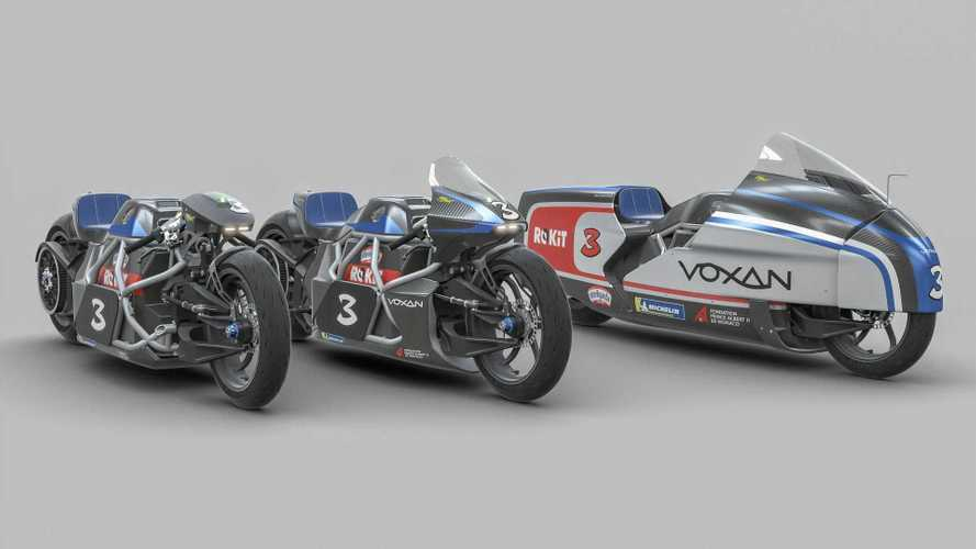 Voxan Will Attempt To Set 12 World Speed Records On October 30