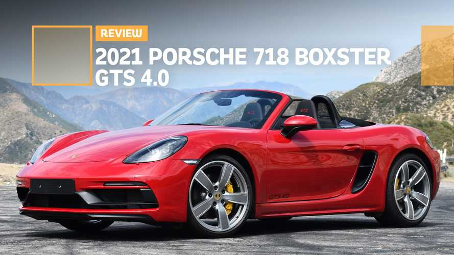 2021 Porsche 718 Boxster GTS 4.0 Review: Distilled Spirits