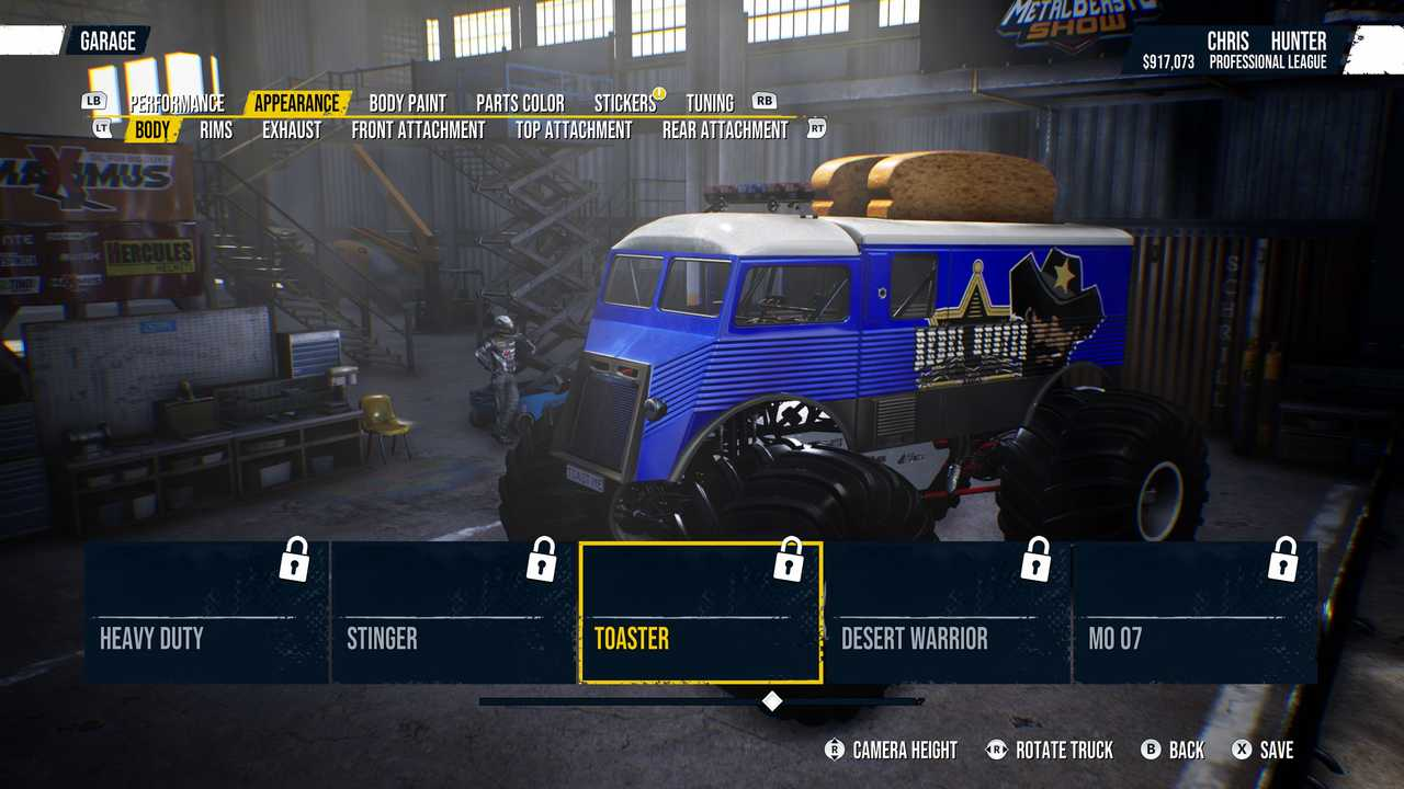 Monster Truck Championship Review Silly Good Fun While It Lasts