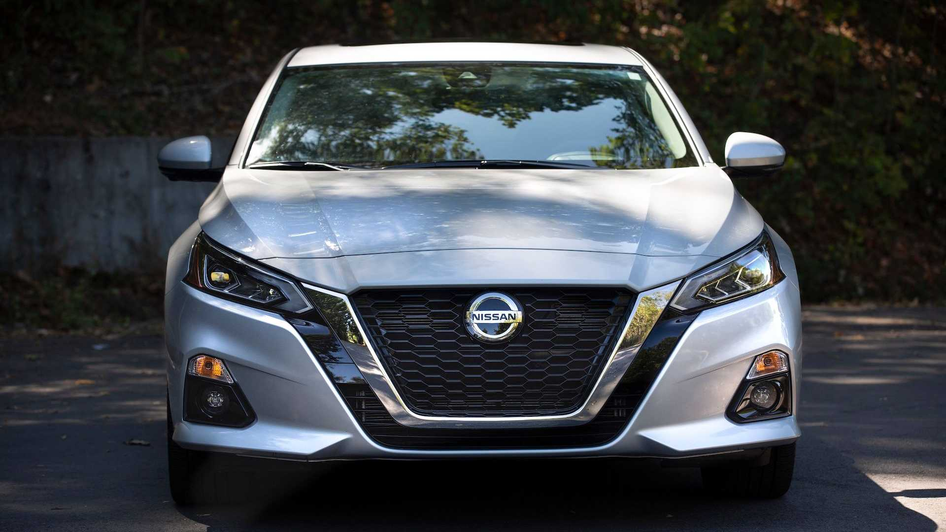 2021 nissan altima gets reshuffled lineup, retains base price