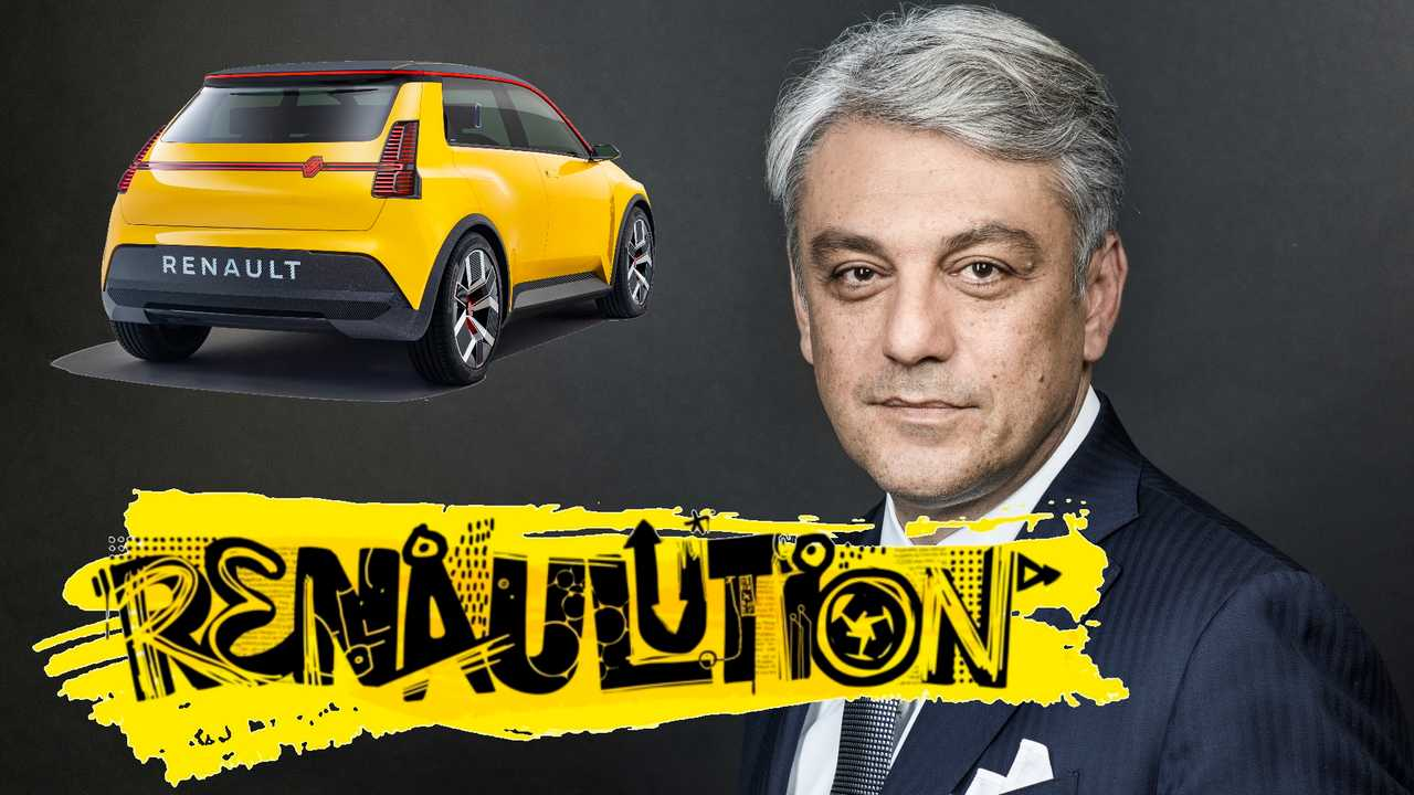 Renaulution Focuses On Profits And Electric Cars To Save Renault