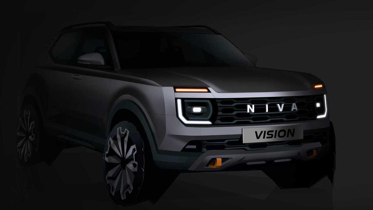 Lada Niva Concept