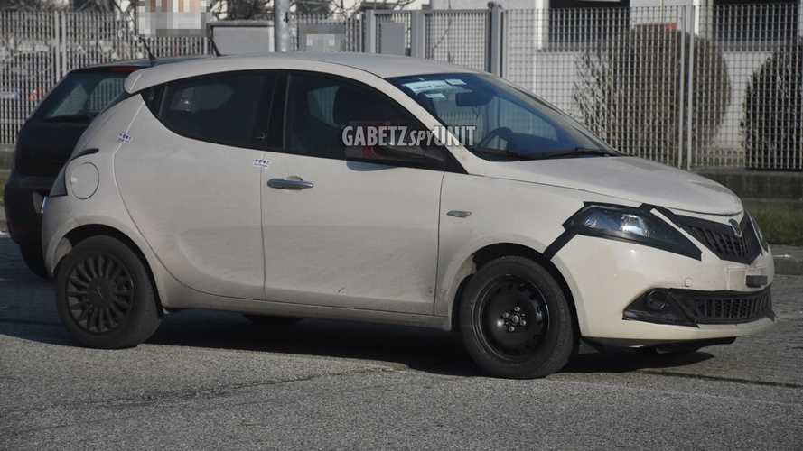 2021 Lancia Ypsilon spy photos show the sad state of the fabled brand