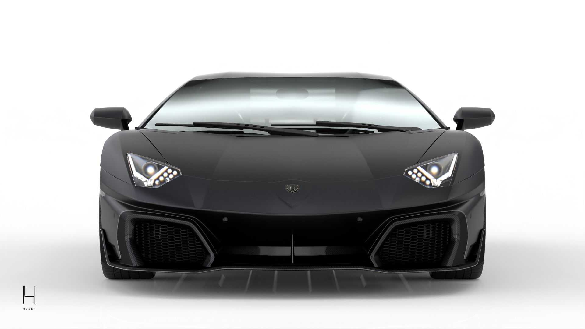 Huber Era Celebrating 10 Years Of Aventador