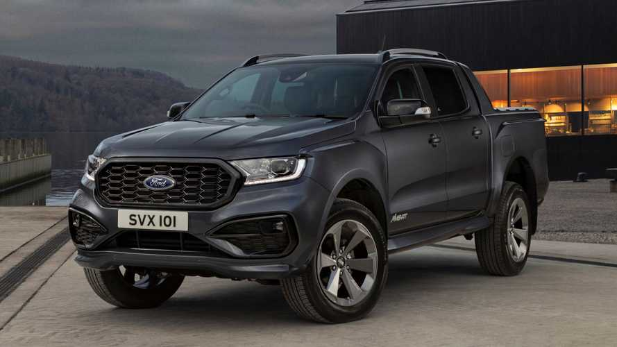 Welsh modification company creates muscular new Ranger MS-RT