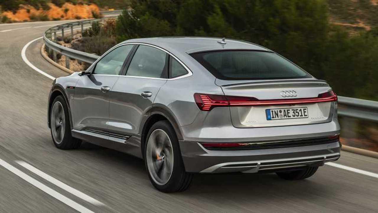Audi e-tron linha 2021