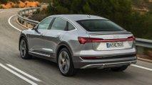 Audi e-tron-Modelle (2021): AC-Laden jetzt mit 22 kW