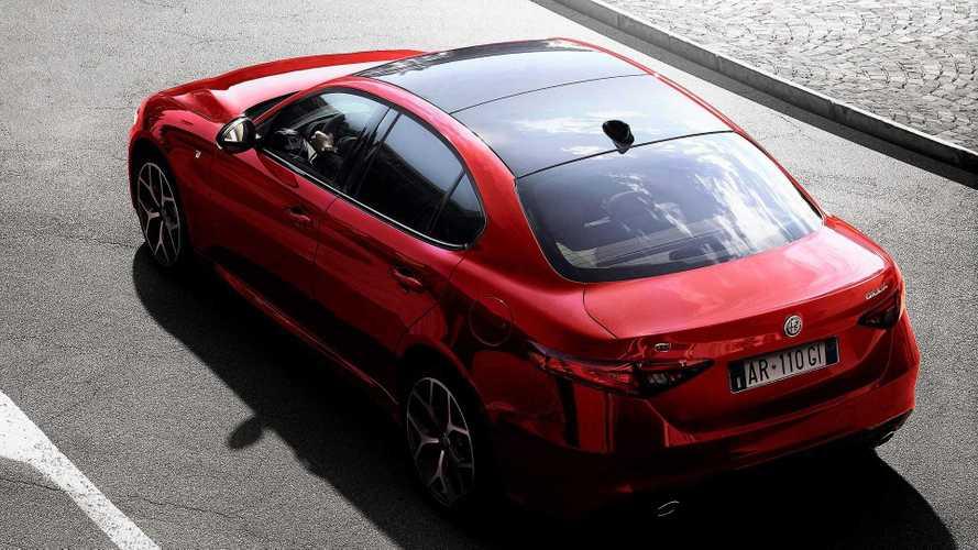 Alfa Romeo Giulia y Stelvio Sprint 110 Ans