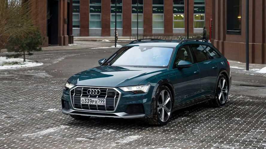 Audi A6 Allroad – российский тест