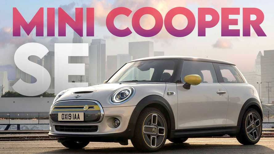 Mini Cooper SE: Everything You Need To Know