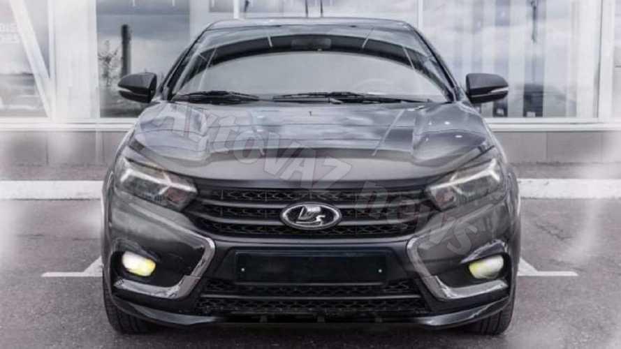 Выпуск обновленной Lada Vesta могут отложить до 2022 года