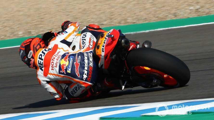 Honda confirma que Márquez no volverá este fin de semana en Valencia