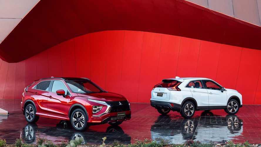 New Mitsubishi Eclipse Cross Alami Peningkatan Signifikan
