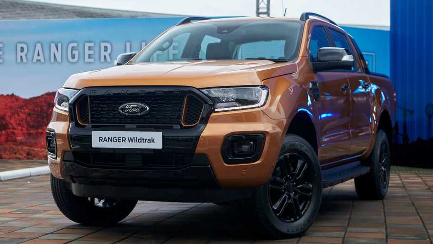 Nine-Year-Old Ford Ranger T6 Gets Another Facelift In Thailand