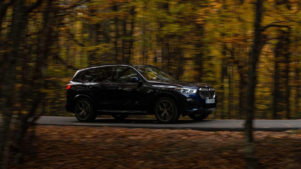 2020 BMW X5 45e