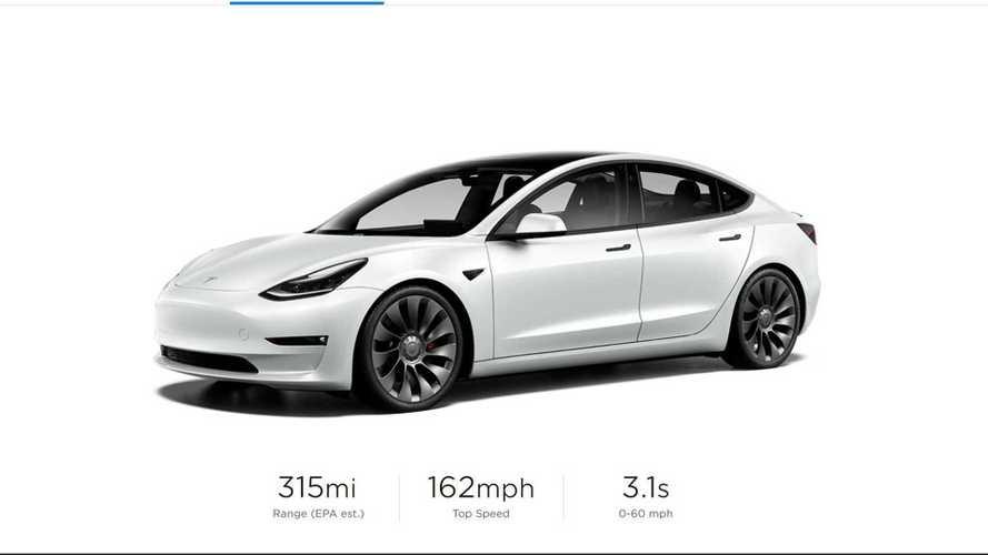 Tesla Model 3 Now Quicker, Plus Chrome Delete, Power Trunk, Console