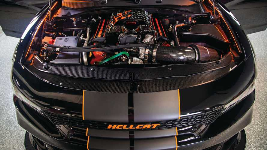 Enter Now To Win This Wicked Dodge Charger Hellcat Widebody & $20,000 Cash