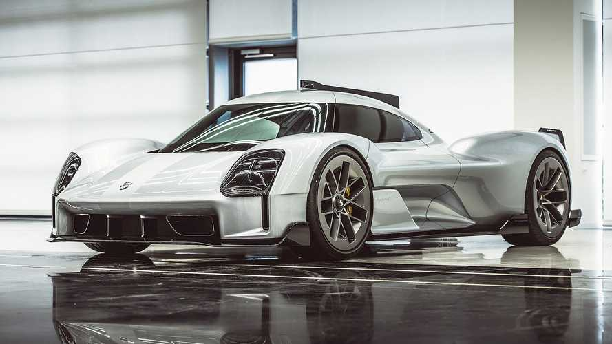 Porsche 919 Street (2017): Das nie gebaute Hypercar