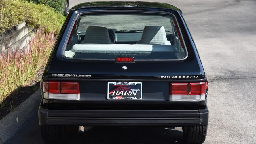 1986 Dodge Omni Shelby Glh S Ebay Find Still Looks Brand New