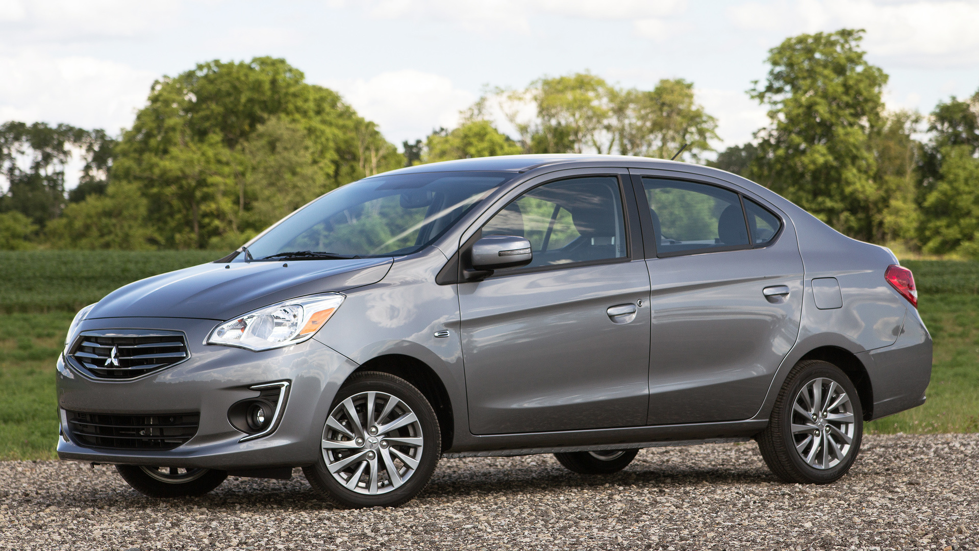 2017 mitsubishi mirage es review
