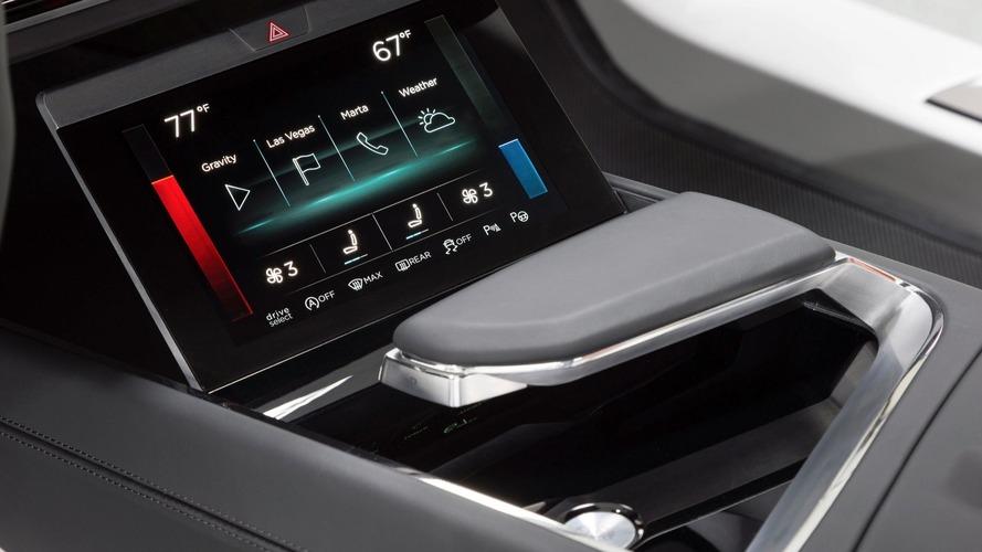 Galerie - Tableau de bord future Audi A8