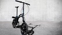 Peugeot eF01 katlanır bisiklet