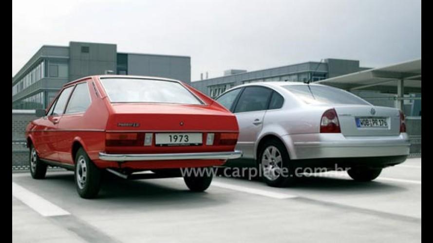 Volkswagen atingiu marca de 15 milhões de Passats produzidos
