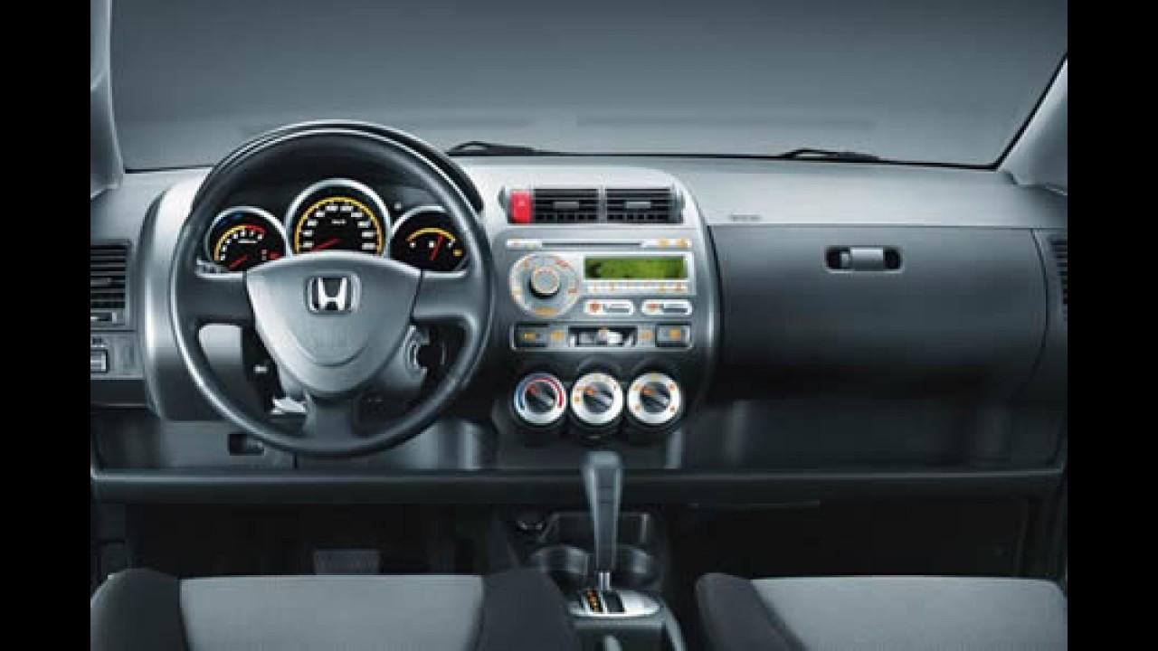 Honda Fit 2008 já está a venda
