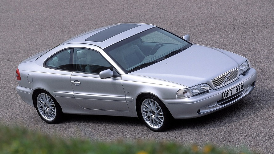 Happy 20th birthday, Volvo C70