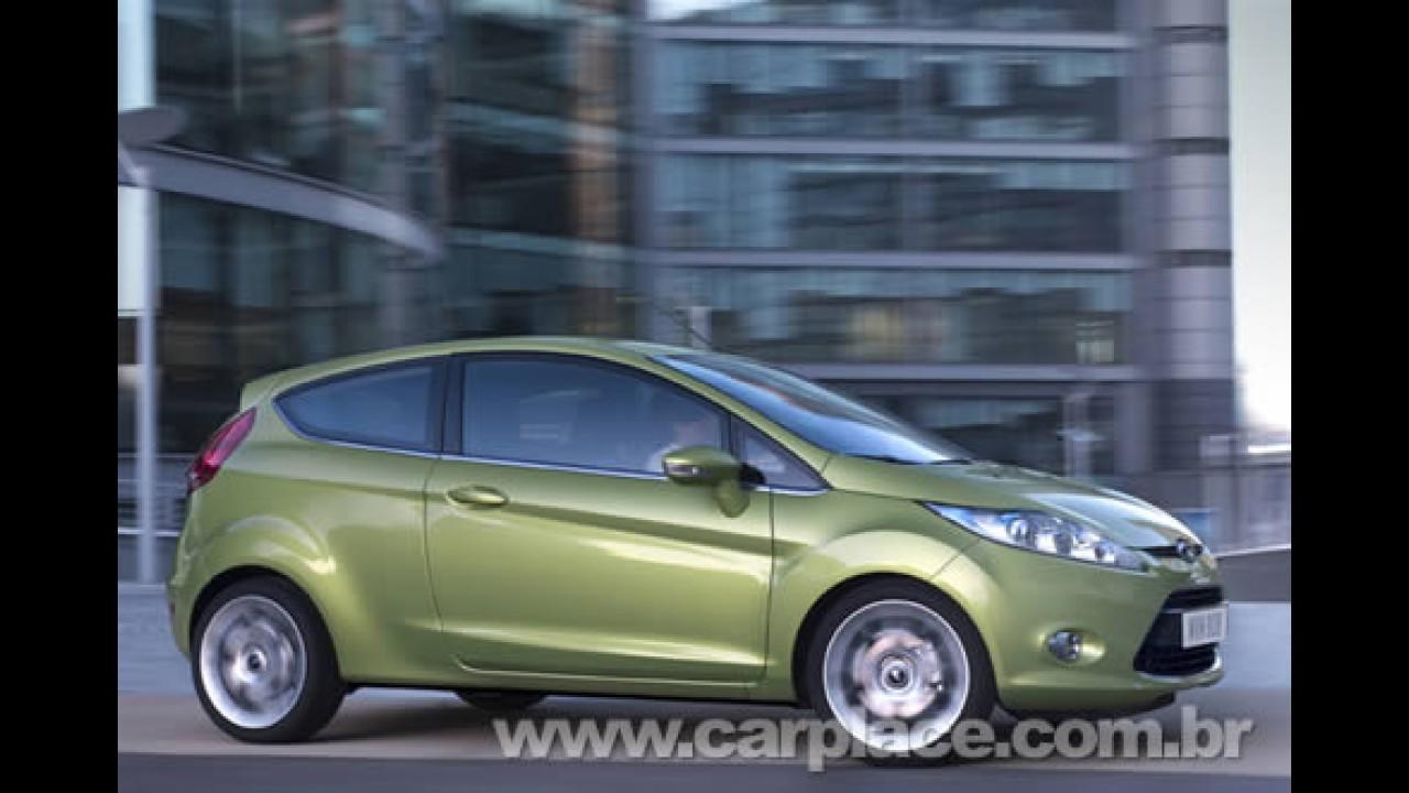 Divulgado primeiro vídeo que mostra o novo Ford Fiesta em movimento