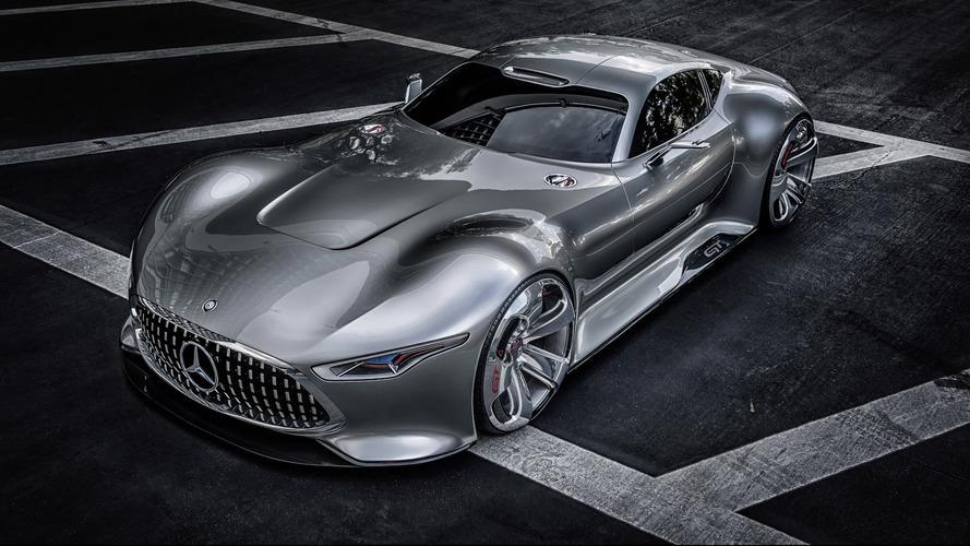 Mercedes-AMG F1 motorlu hiper spor üzerinde çalışıyor