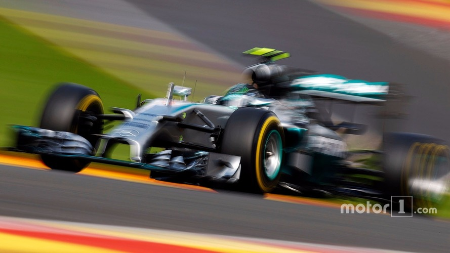 Rosberg set for Halo test in Belgian GP practice
