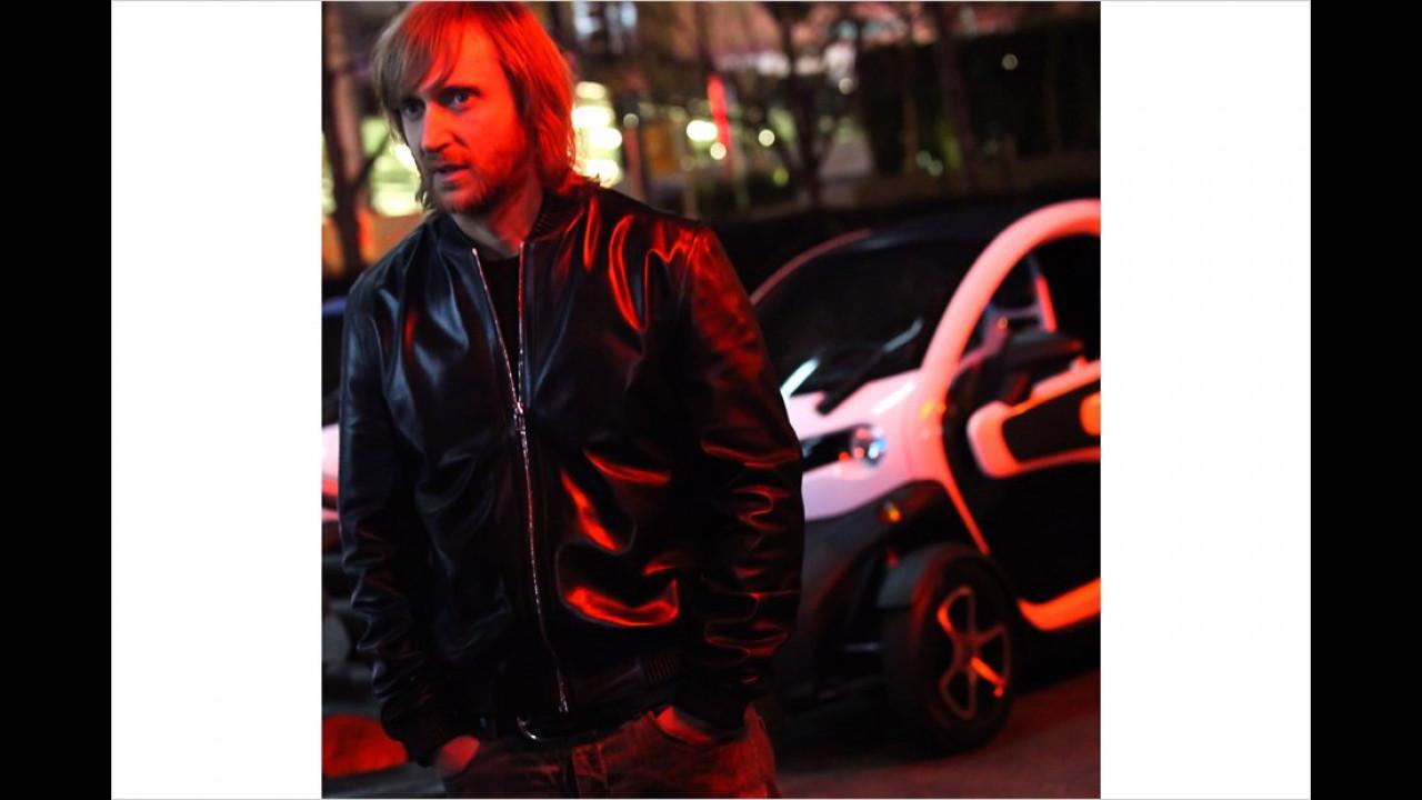 David Guetta: Renault Twizy