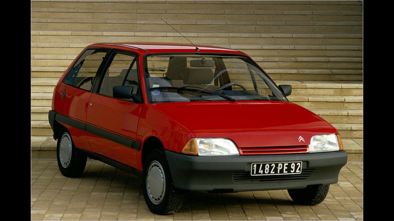 30 Jahre Citroën AX