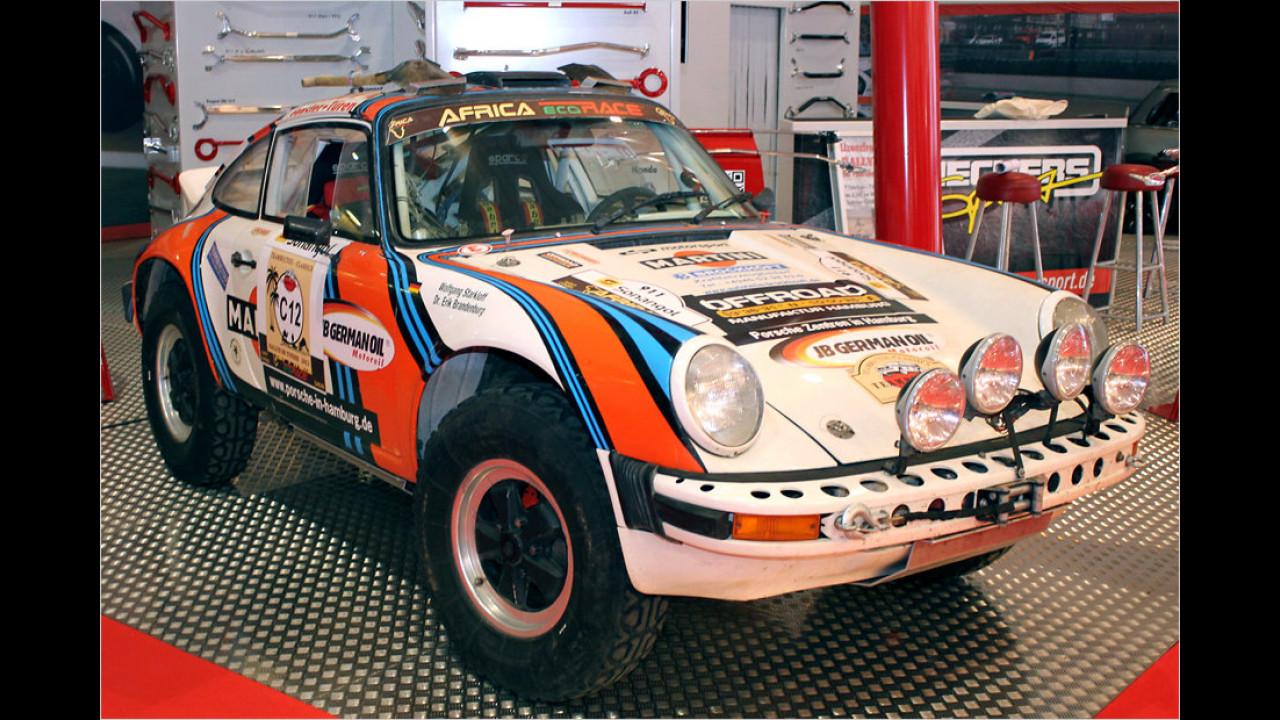 Porsche 911 Safari-Rallye